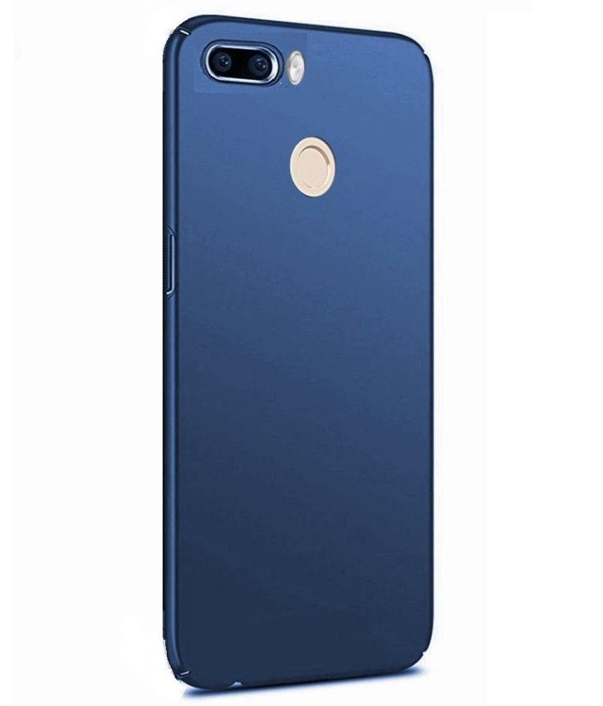 super popular 31314 b485a Huawei Honor 9 Lite Plain Cases Colorcase - Blue