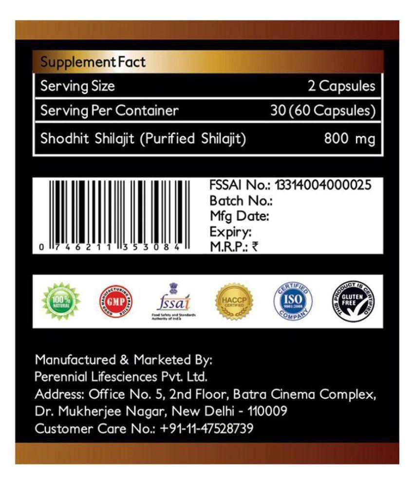 Shilajit capsules online dating