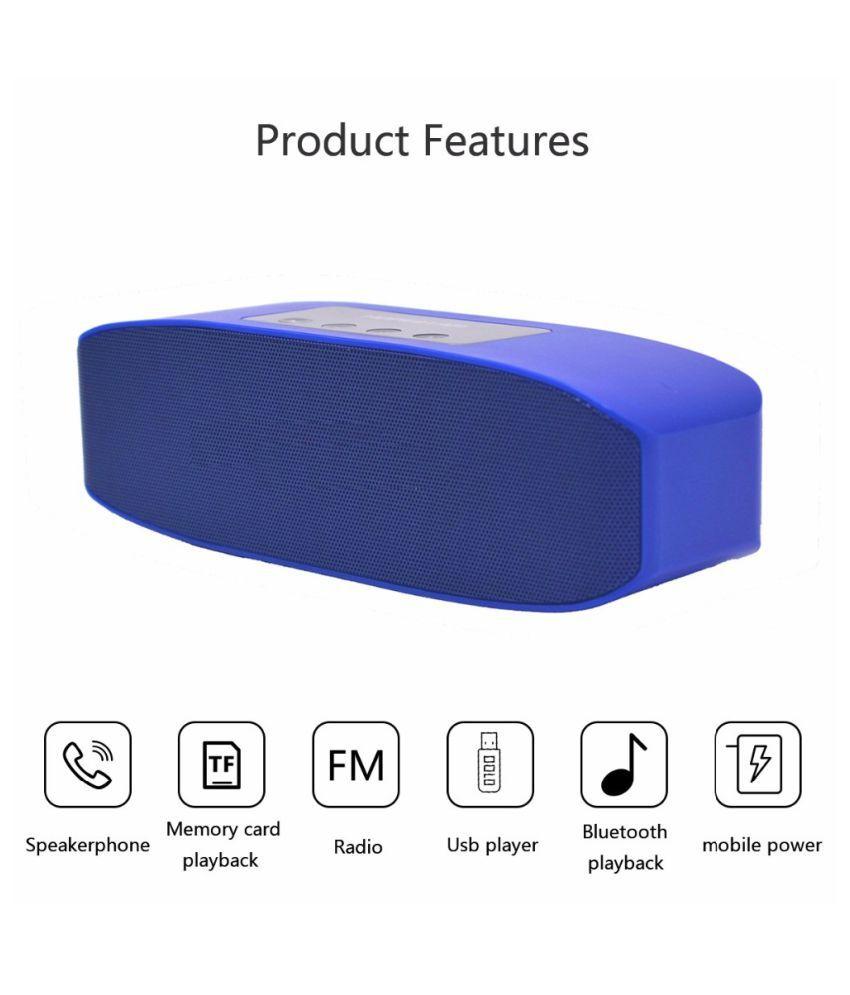 HI-SHE LOOKS H11-T2090 For Nokia N9 Bluetooth Speaker - Buy