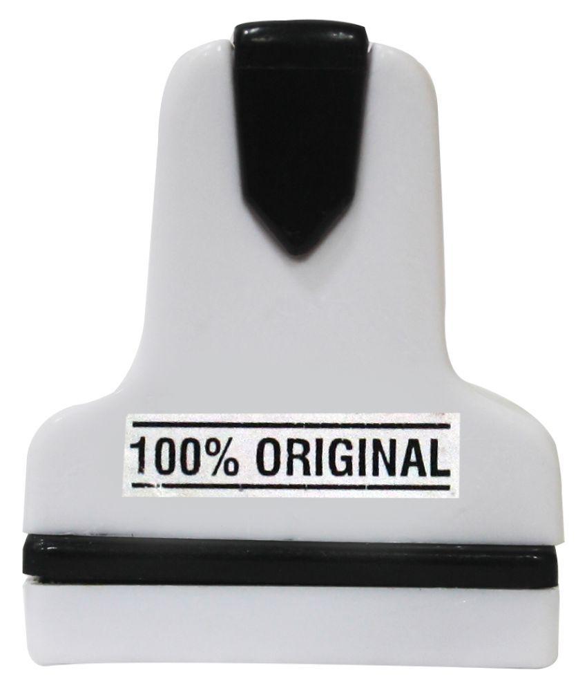 Kaarti Pre-Ink Rubber Stamp