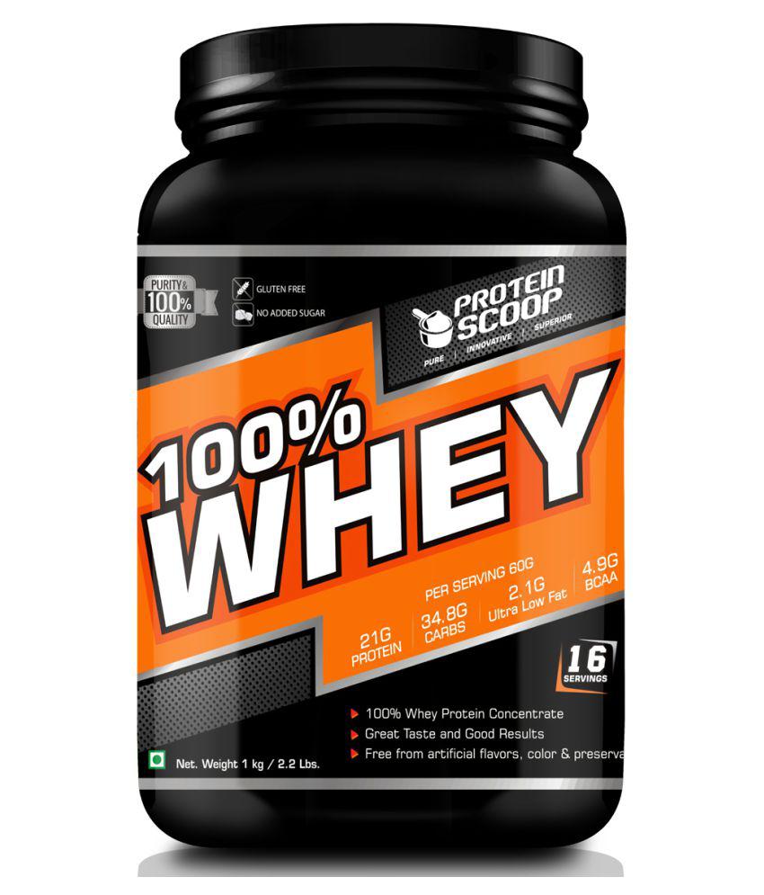 21f30c695 Protein Scoop 100% Whey Protein 1 kg  Buy Protein Scoop 100% Whey ...