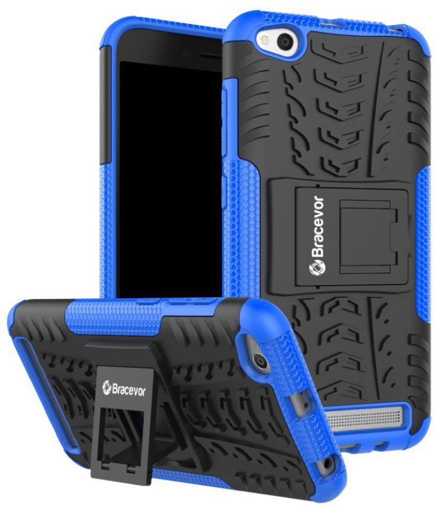 Redmi 5A Cases with Stands Bracevor - Blue