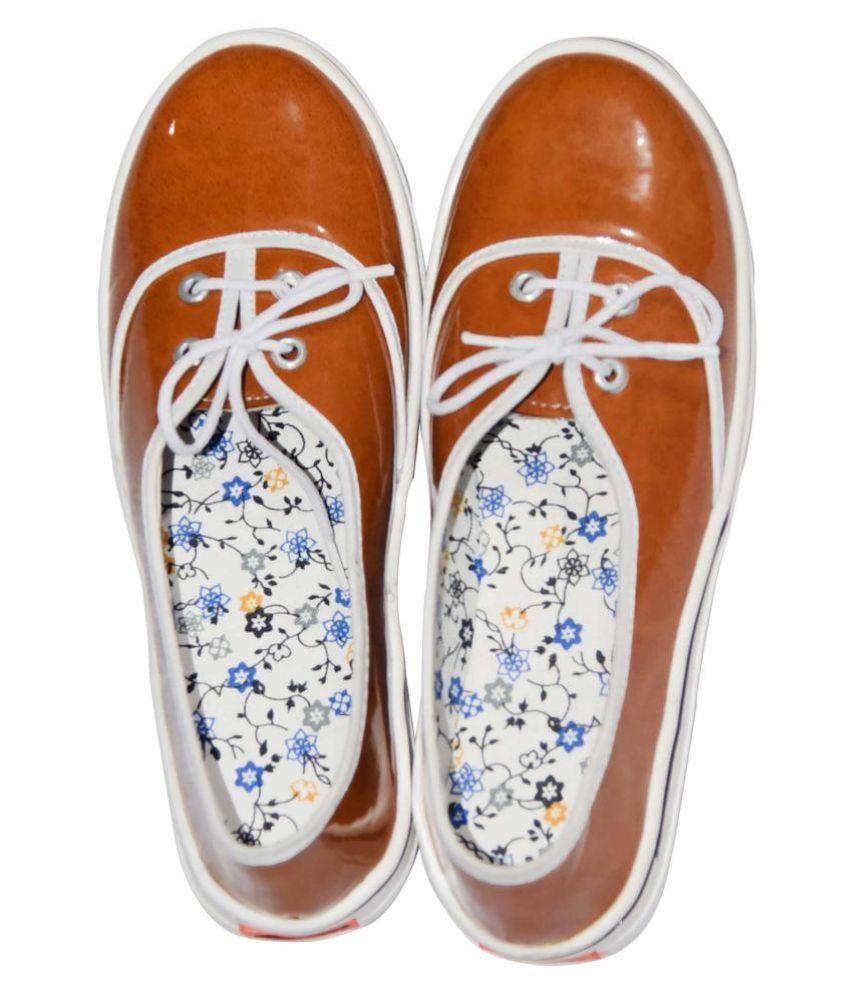 Decot Paradise Brown Ethnic Footwear