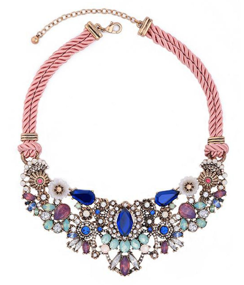 Bling Style Abigail Statement Necklace
