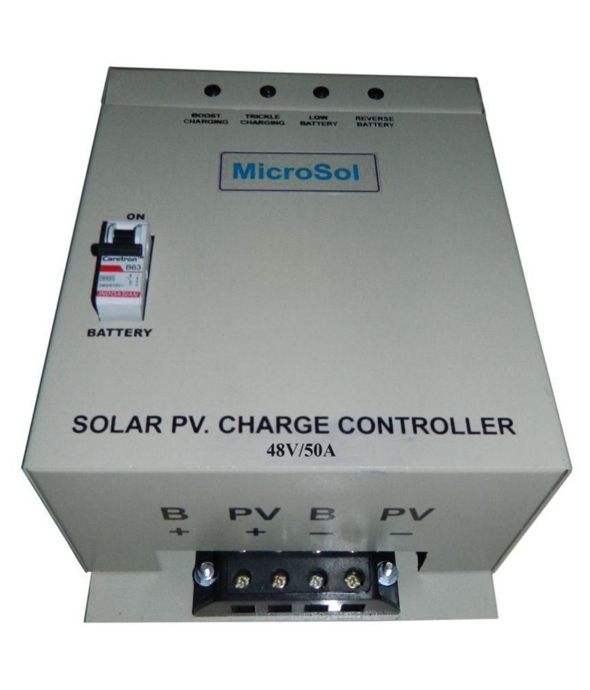Microsol 48v 50a Pwm Solar Charge Controller Price In India Buy Charger Schematic Manufacturers