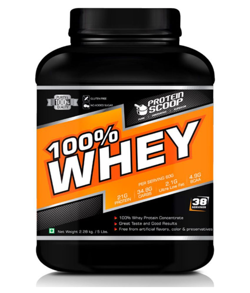 c845eacd8 Protein Scoop 100% Whey 2270 gm  Buy Protein Scoop 100% Whey 2270 gm ...