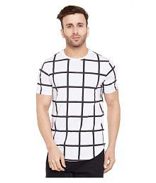 le bourgeois White Round T-Shirt Pack of 1