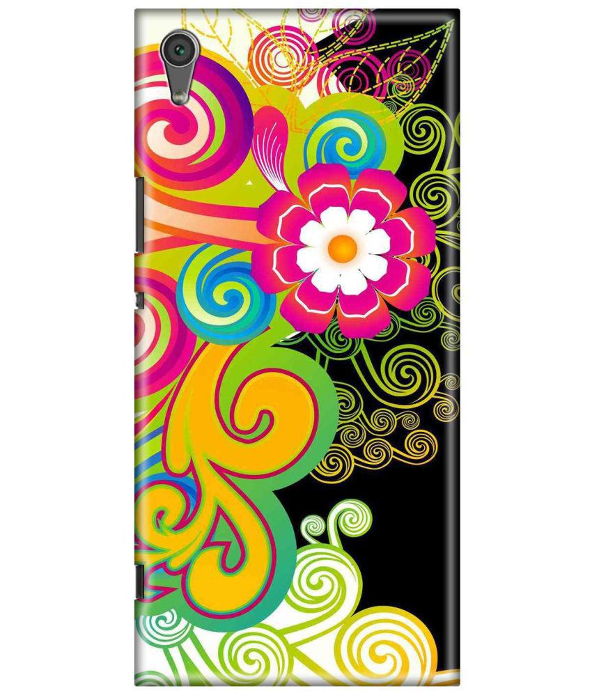 Xperia XA1 Ultra Printed Cover By SWAGMYCASE