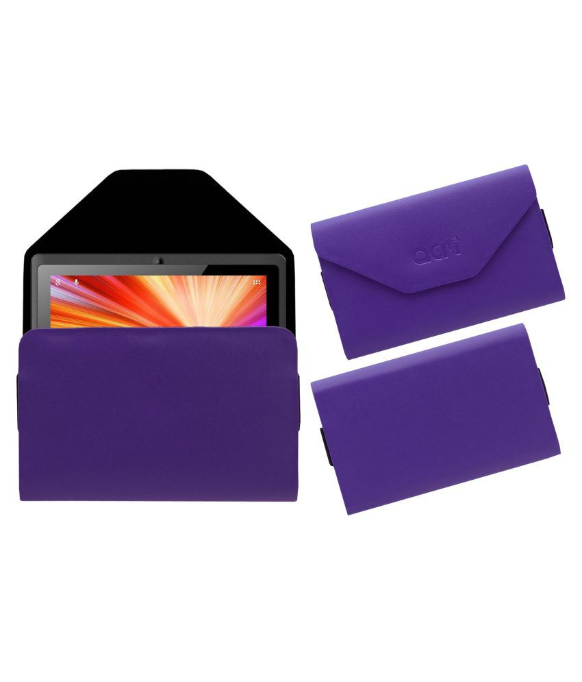BSNL CHAMPION WTAB707 Pouch By ACM Purple