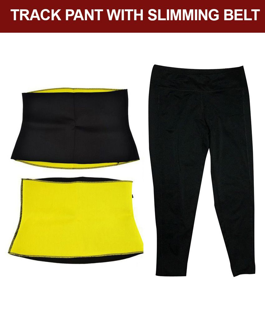 Get In Shape Fitness Belt & Trackpant