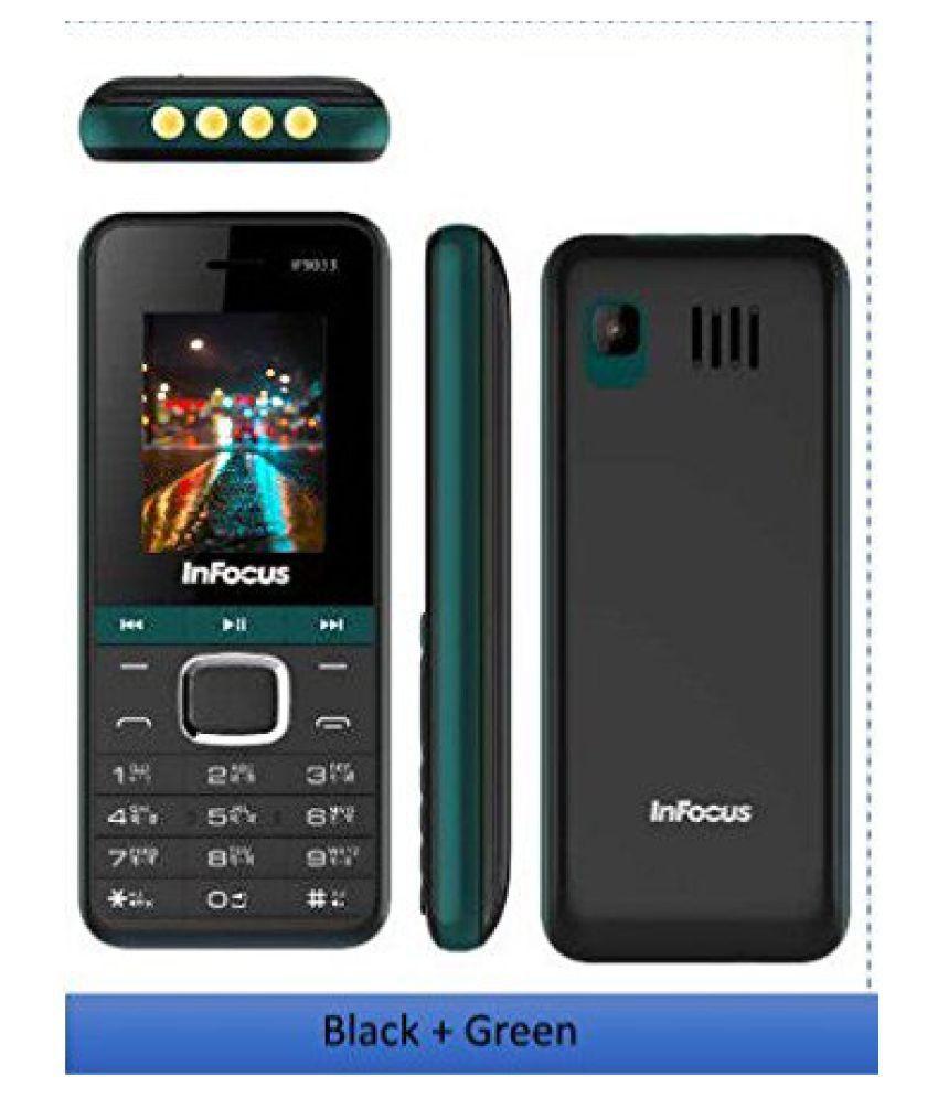 Infocus Black Green Hero Play M1 32 Mb