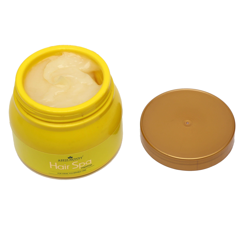 keya seth aromatherapy hair spa for weak hair hair scalp treatment