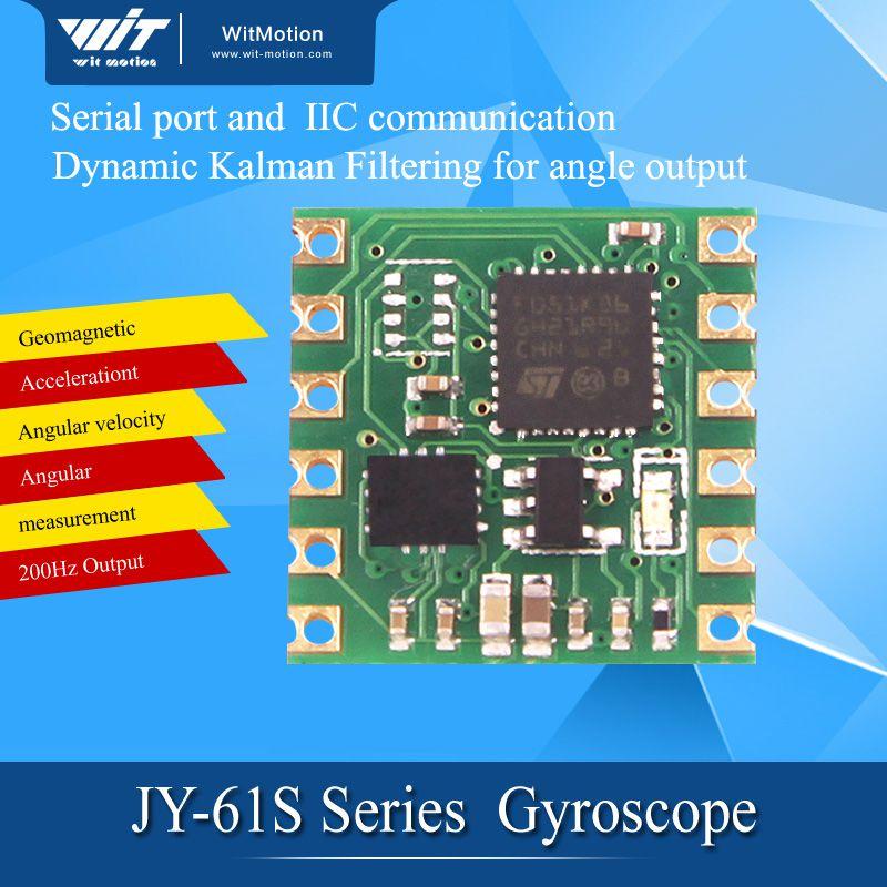 WowObjects BMI160 accelerometer gyroscope module Kalman