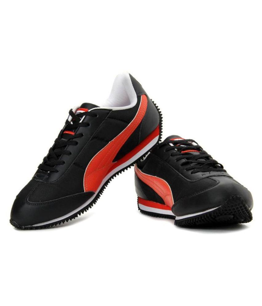 5c12c4f48d1 Puma Speeder Sneakers Black Casual Shoes - Buy Puma Speeder Sneakers Black  Casual Shoes Online at Best Prices in India on Snapdeal