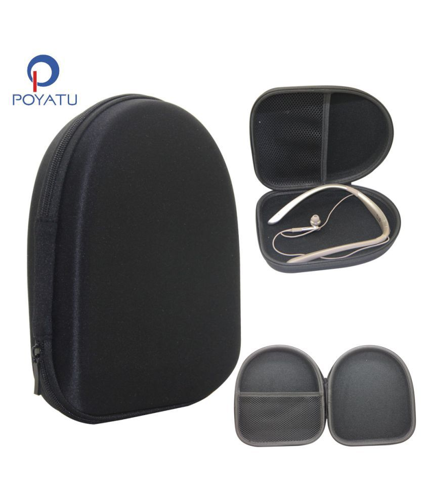 ad464f6c232 WowObjects For Samsung Level U Pro Bluetooth Wireless In-Ear Headphones  Hard EVA Protective Travel Case Carrying Pouch Cover Bag - Buy WowObjects  For ...