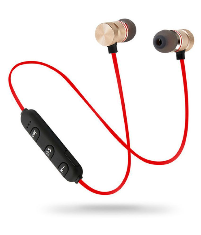 Wowobjects Wireless Bluetooth Headset M9 Sport Running Stereo Bluetooth Earphone For 6 Redmi Note 4 4x Smartphone In Ear