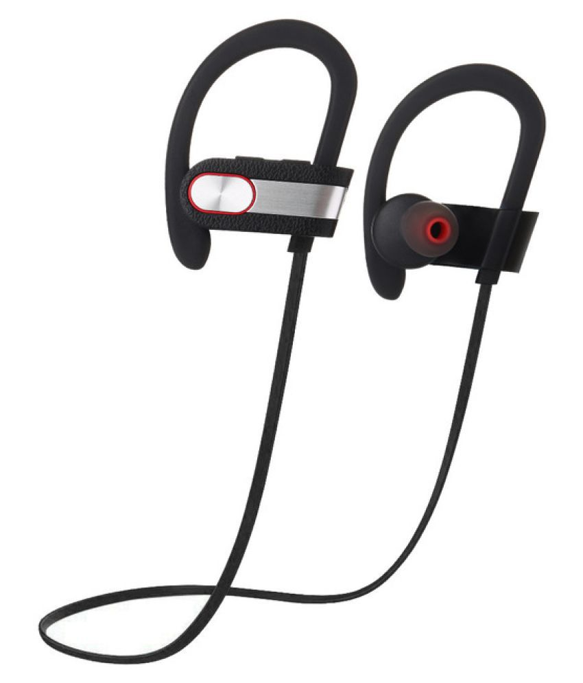 Wowobjects Ly-11 V7 Bluetooth Wireless Earphone Sweatproof Magnetic Metal Sports Headphone Headset For Mobile Phone