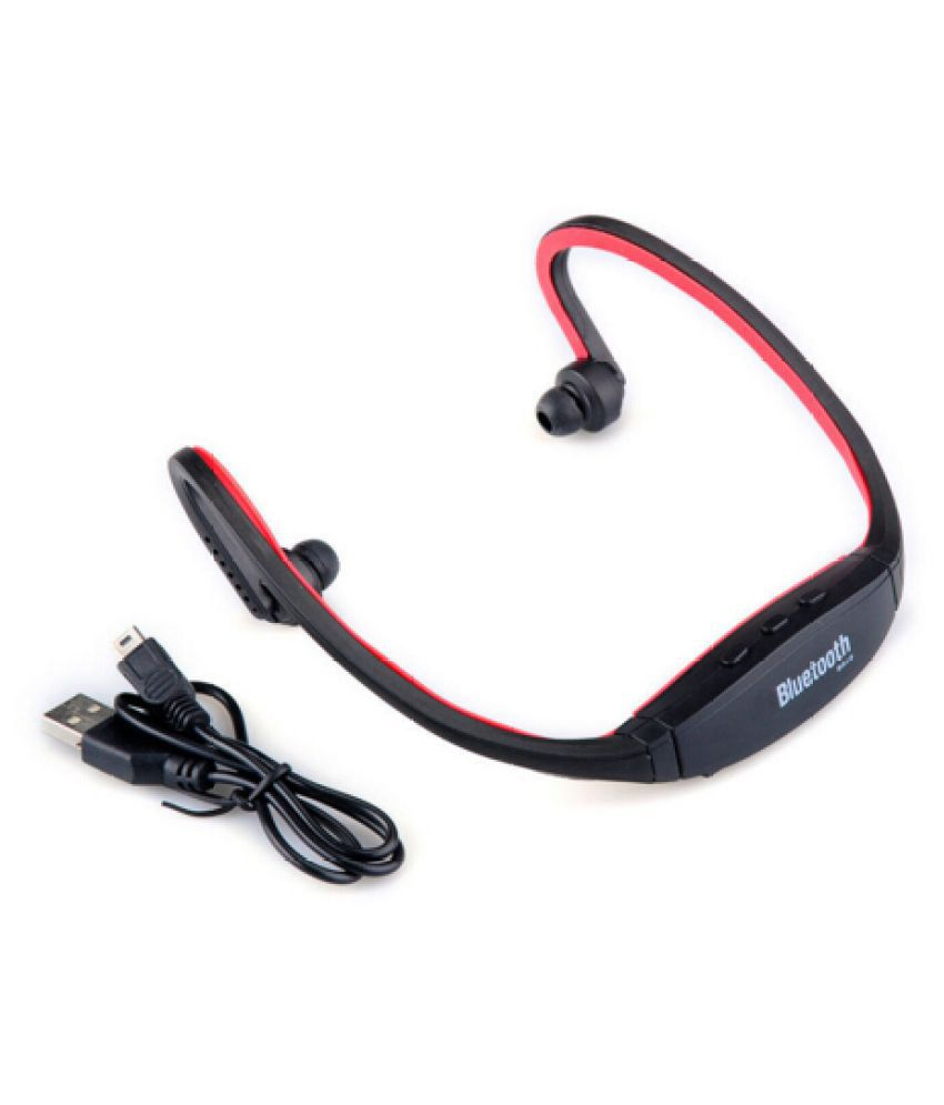 Wowobjects Sport Running Bluetooth Earphone For Redmi Note 4 64gb Wireless Earbuds Headsets With Microphone