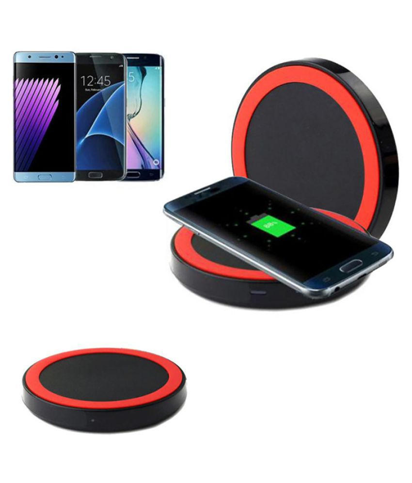 Wowobjects Free Shipping 2017new Hot Portable Qi Wireless Power Charger Charging Pad For Samsung Galaxy S8/s8 Plus