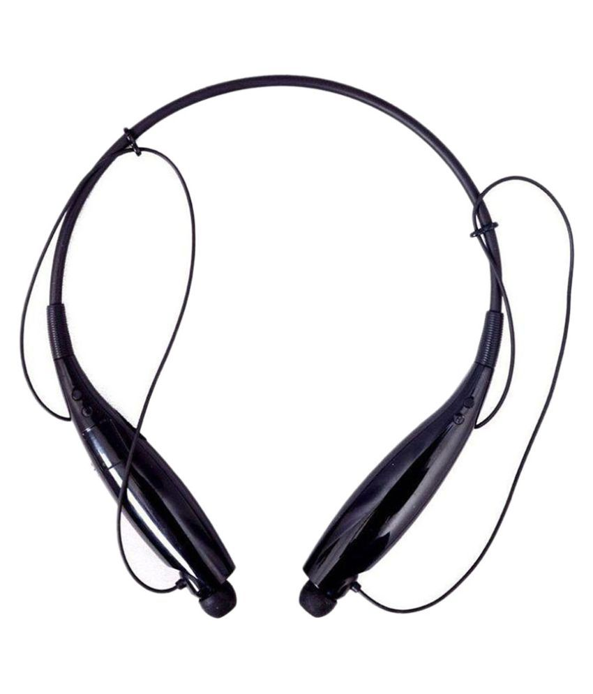 Ms King Samsung Galaxy A5 Neckband Wireless Headphones With Mic