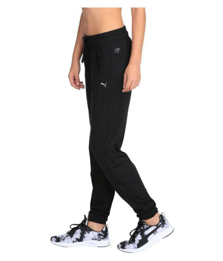 16166fb15cf9 Puma Track Pant in Polyester for Women   Ladies  Buy Online at Best ...