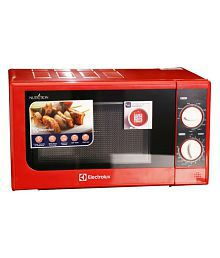 Electrolux 20 to 26 Litres LTR M/O G20M.RR-CG Grill Microwave RED