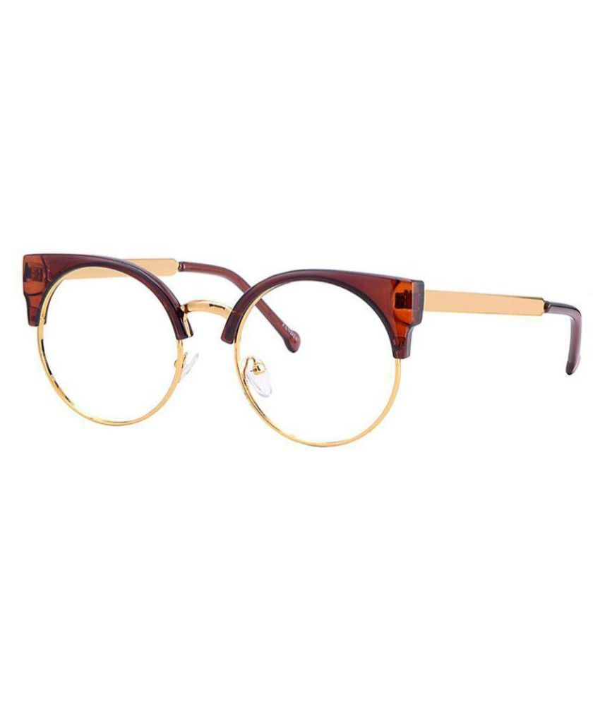 442fac7dd vedu enterprise White Round Sunglasses ( brown3 ) - Buy vedu enterprise  White Round Sunglasses ( brown3 ) Online at Low Price - Snapdeal