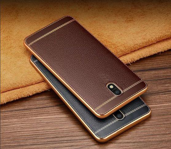 reputable site 628b7 81663 Samsung Galaxy J7 Pro Plain Cases Fonovo - Brown