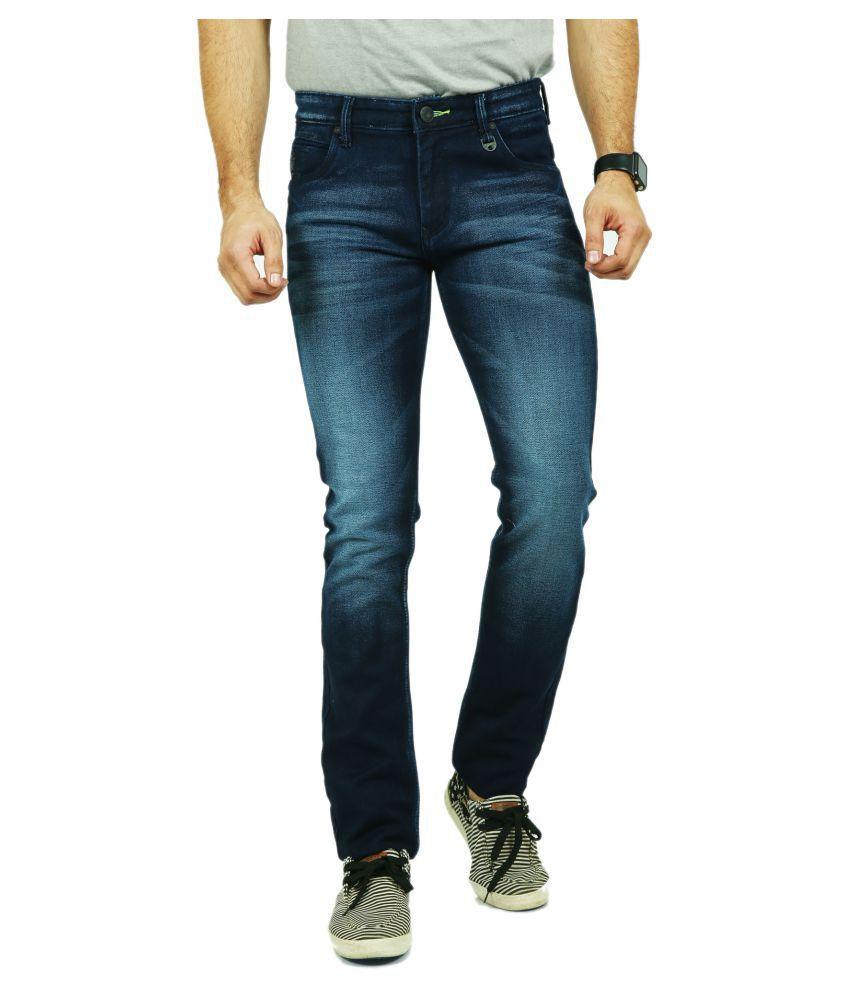 Unison Blue Slim Jeans