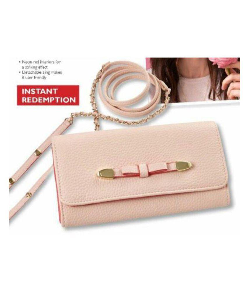 Oriflame Pink Wallet