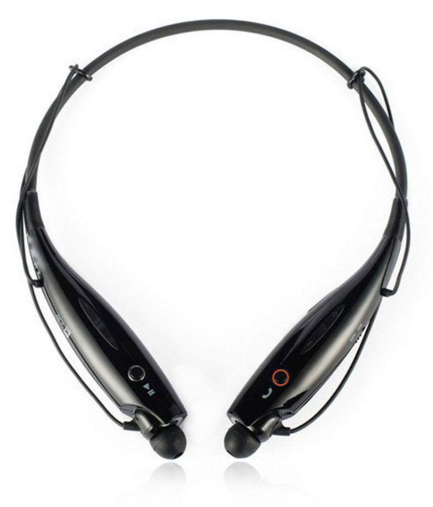 Go Shops Galaxy J5 Prime Neckband Wireless Headphones With Mic