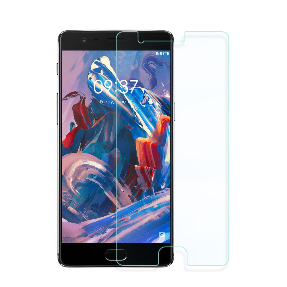 ONE PLUS 3 Tempered Glass Screen Guard By FIRSTGEAR