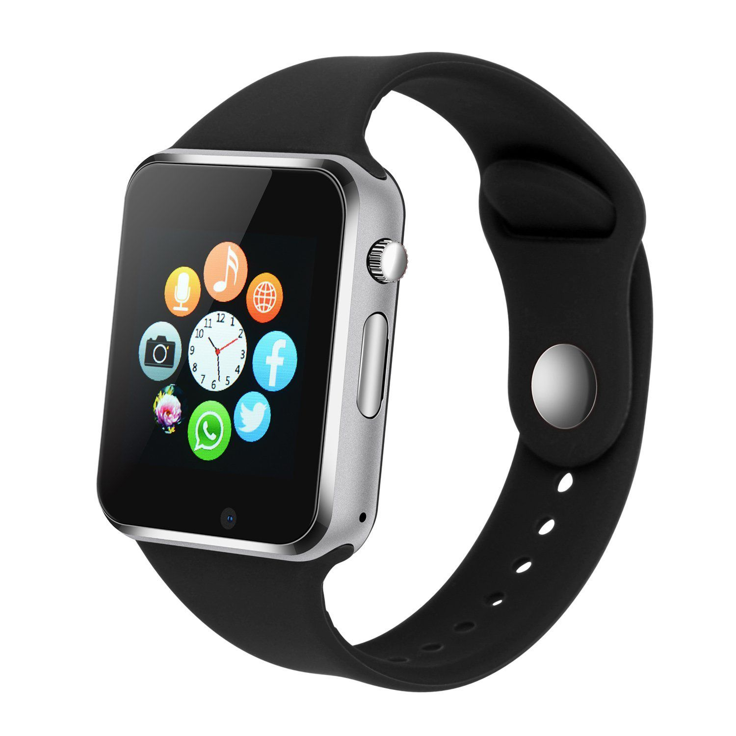 huge discount a5183 79047 AVIKA Apple iPhone 6s 128GB Compatible Smart Watches