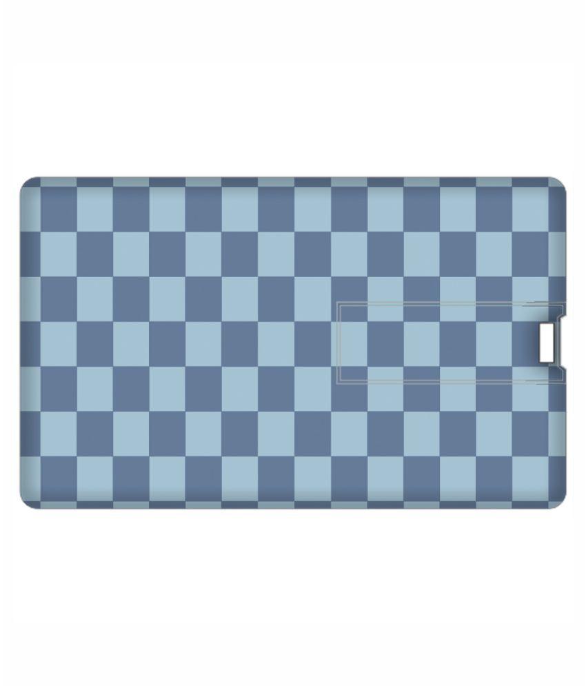 Design Worlds 16GB USB 2.0 Fancy Pendrive Single