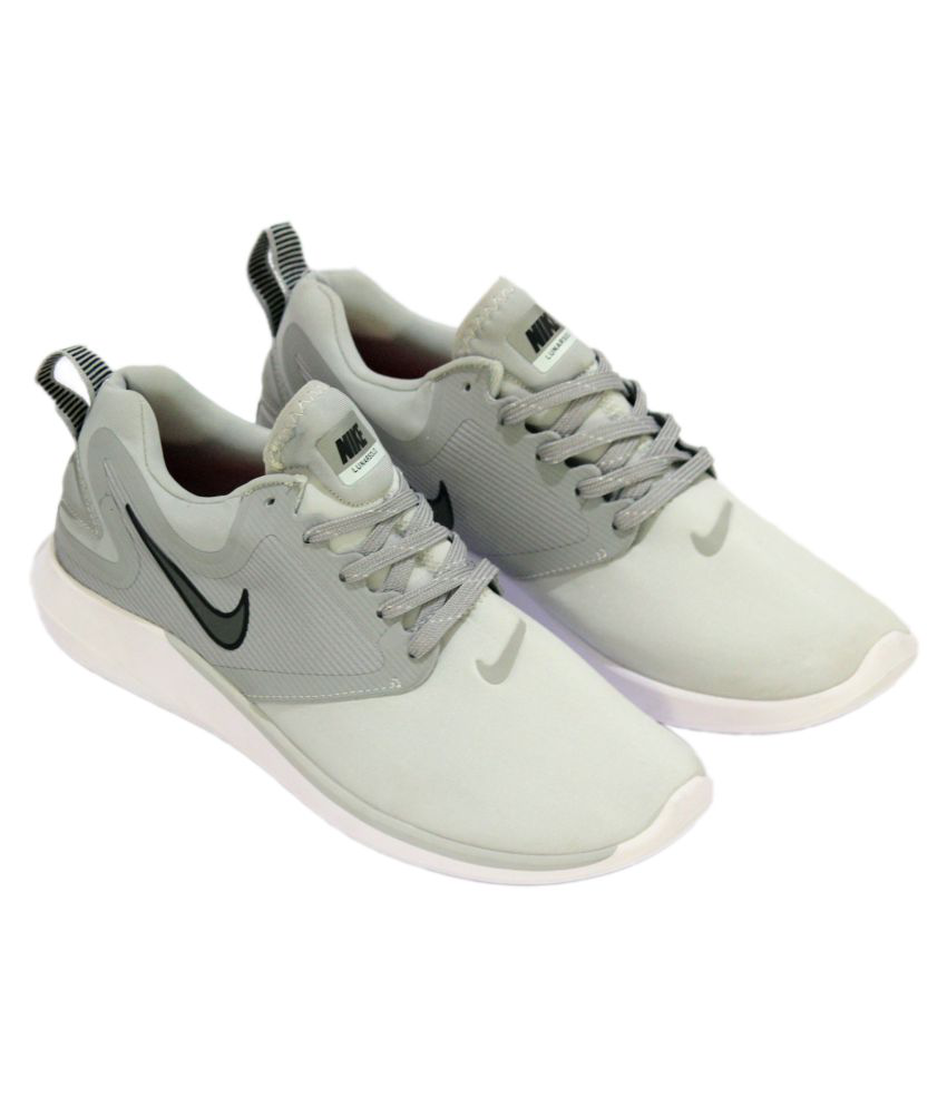 aceptar perecer Leyes y regulaciones  NIKE LUNAR SOLO Gray Running Shoes - Buy NIKE LUNAR SOLO Gray Running Shoes  Online at Best Prices in India on Snapdeal