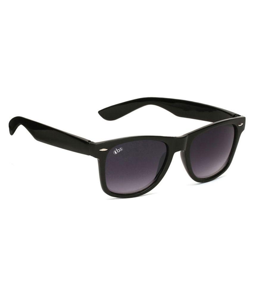 TBZ Black Wayfarer Sunglasses ( SG-BLK-PLSTIC_B1 )