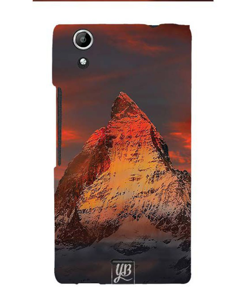 Micromax Canvas Selfie 2 3D Back Covers By YuBingo