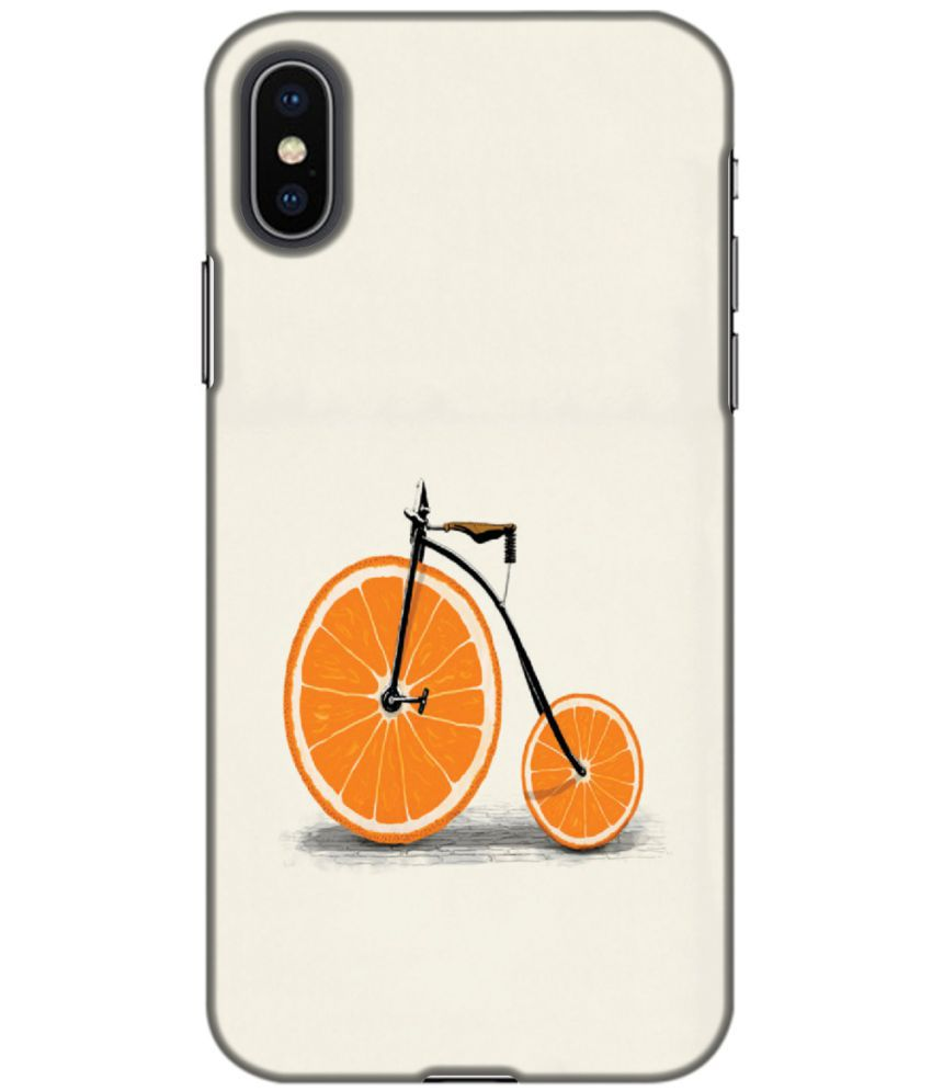 Apple iPhone X 3D Back Covers By Printland