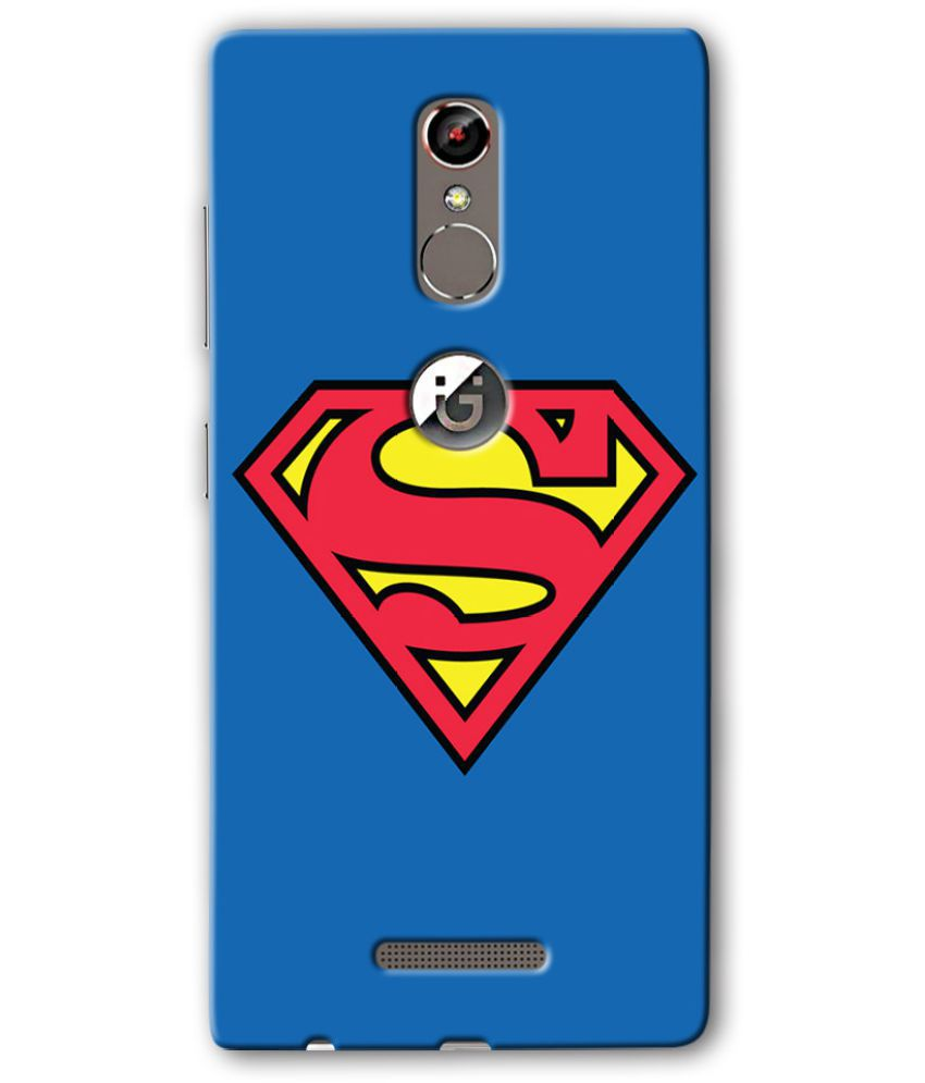 Gionee S6s Printed Cover By Case King