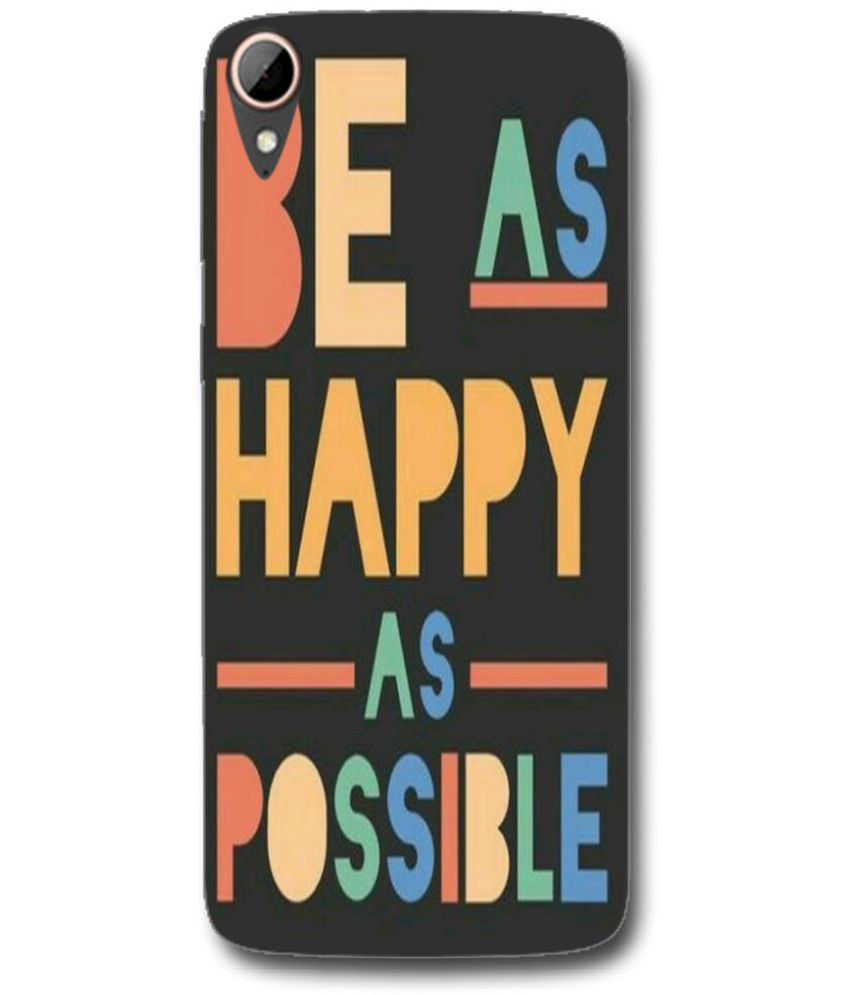 HTC Desire 828 Printed Cover By Case King