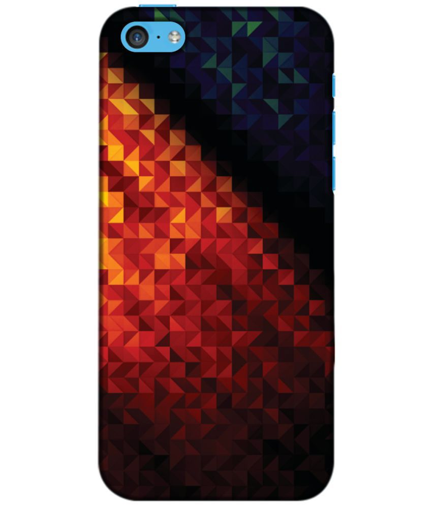 Apple iPhone 5c 3D Back Covers By Printland