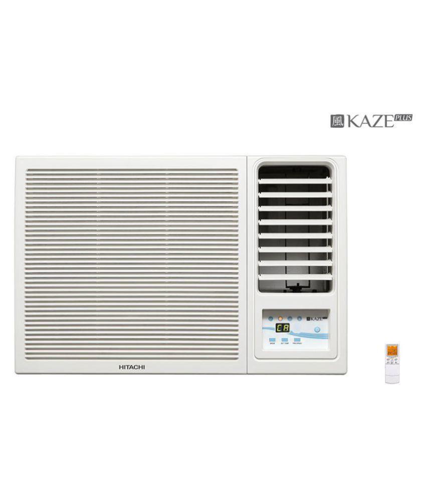 hitachi 1 5 ton 5 star raw518kudz1 window air conditioner price in rh snapdeal com Hitachi EC89 Air Compressor Manual Hitachi Ductless Air Conditioning