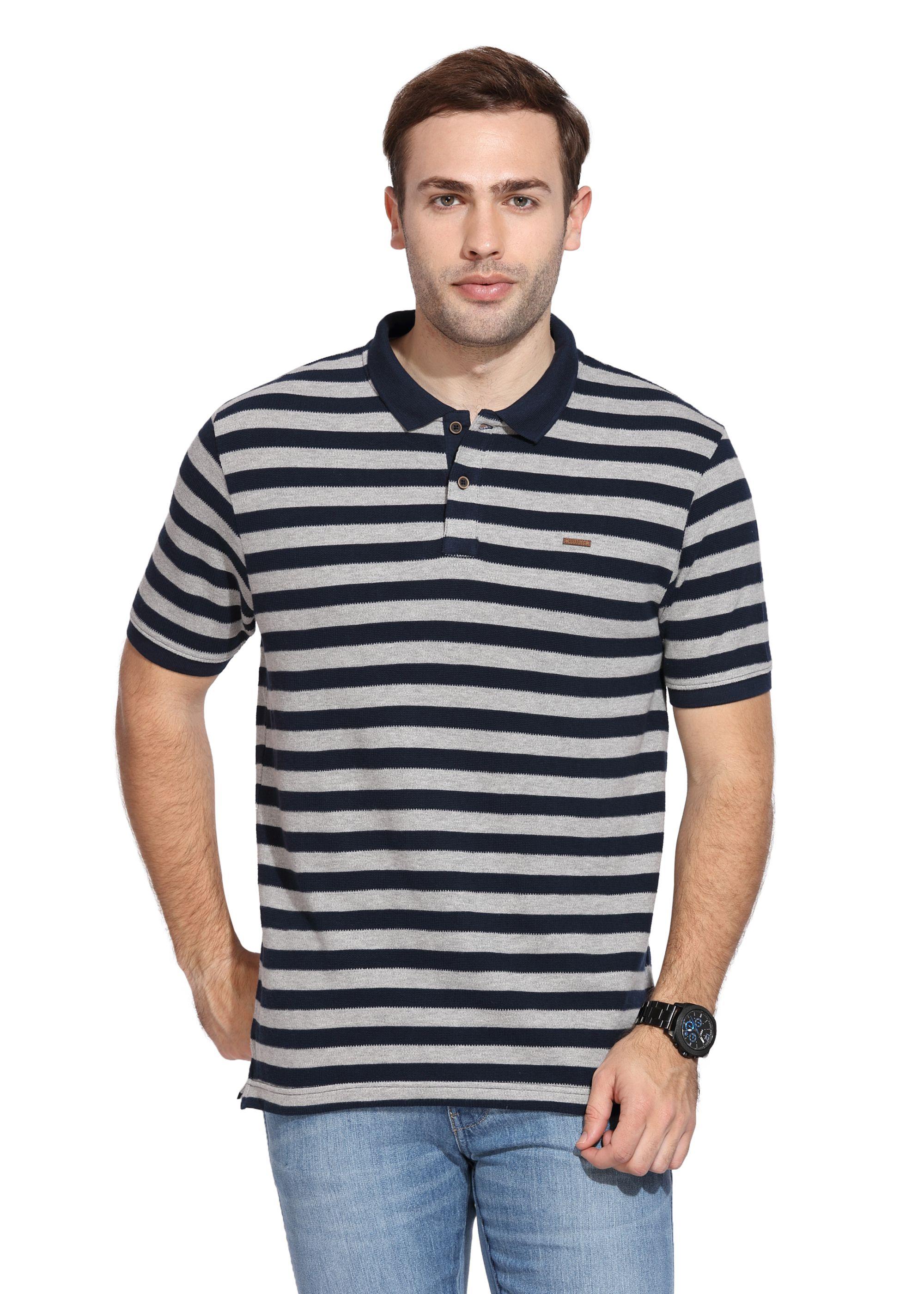 Wrangler Grey Round T-Shirt