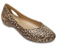 Crocs Brown Flats