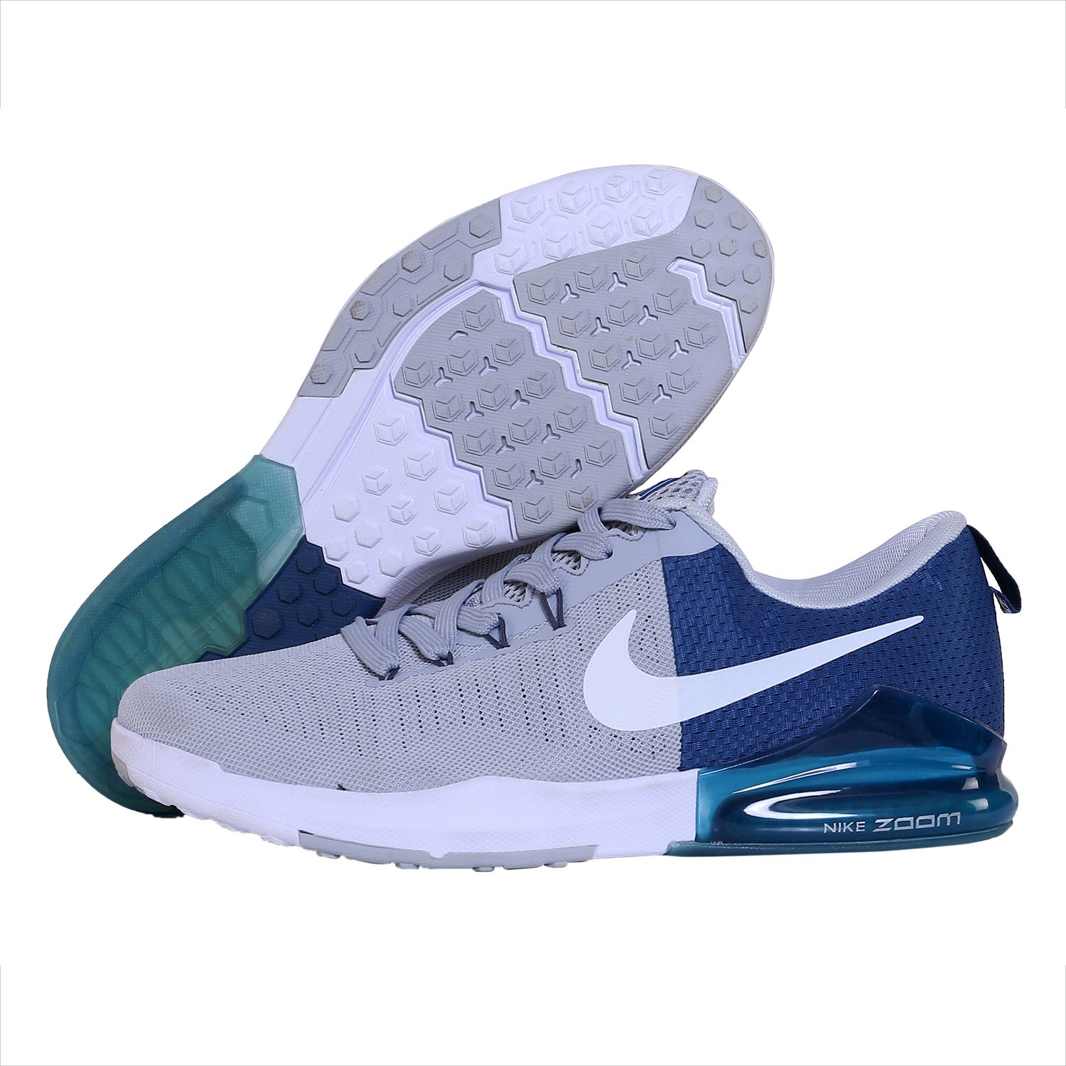 9dab19d351c ... where to buy nike zoom train action silver running shoes d484b 55c42