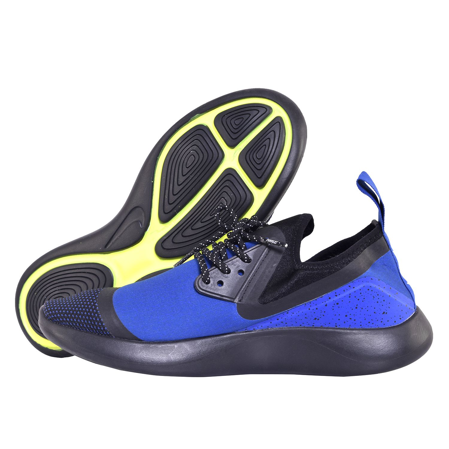 611f72fd4a Nike Lunarcharge Essential Blue Running Shoes - Buy Nike Lunarcharge  Essential Blue Running Shoes Online at Best Prices in India on Snapdeal