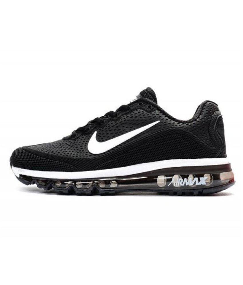 Nike Airmax 2018 Limited Edition Black Running Shoes - Buy Nike ... 56a47730a41ec