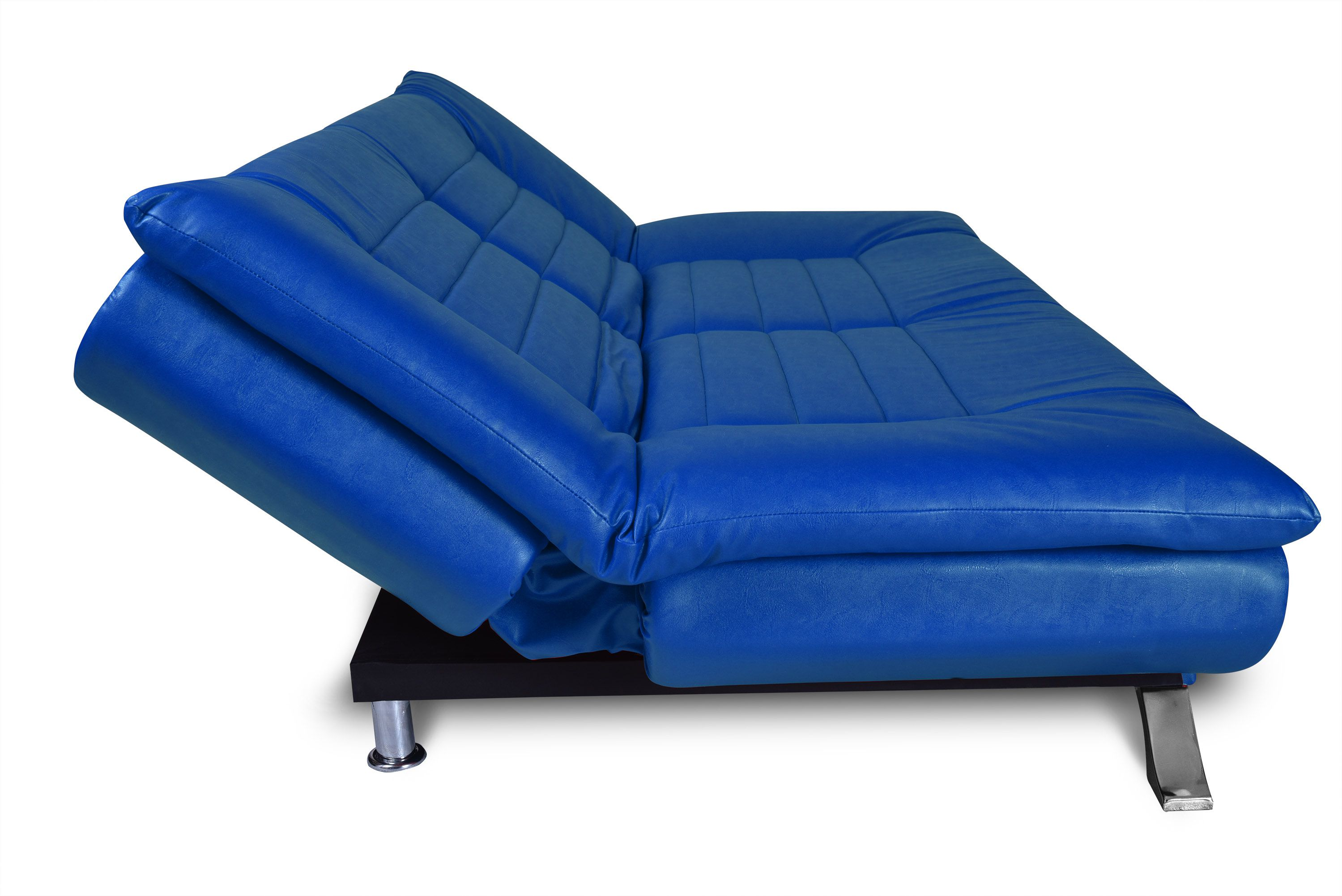 Elite Dolphin Leatherrete Sofa Cum Bed Buy Elite Dolphin