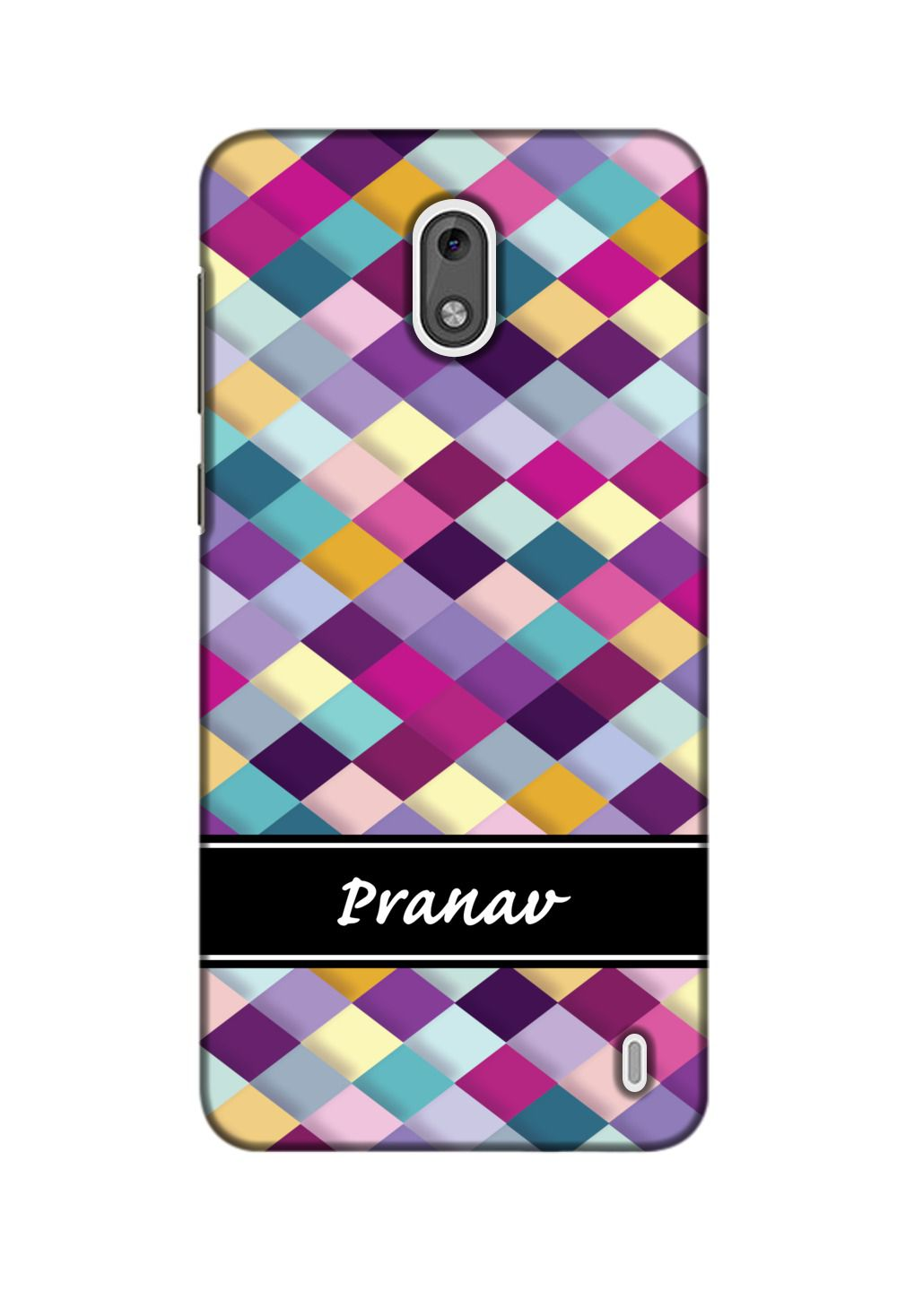 Nokia 2 3D Back Covers By Design Worlds