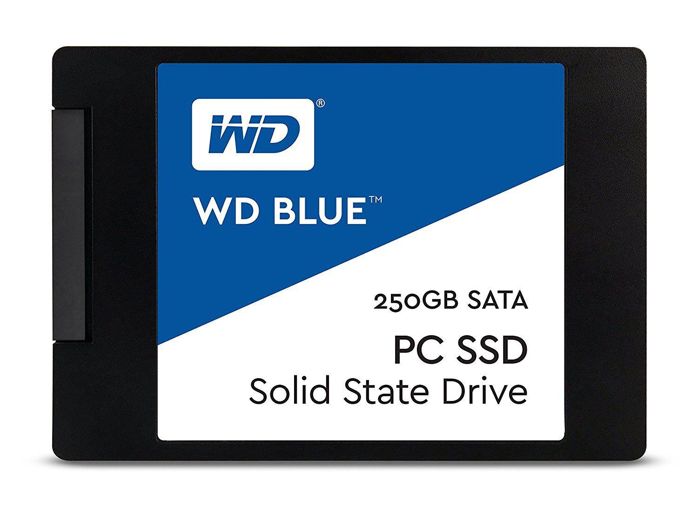 WD WDS250G1B0A 250 GB SSD Internal Hard drive